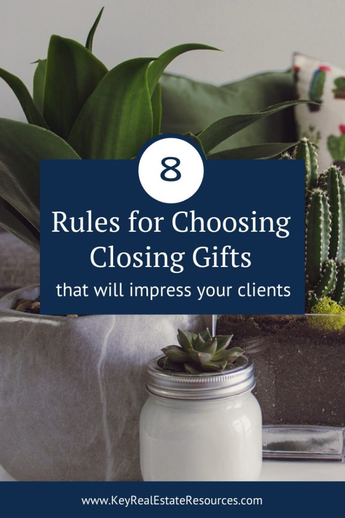 20 Affordable Closing Gifts Guaranteed To Impress Your Clientskey Real Estate Resources